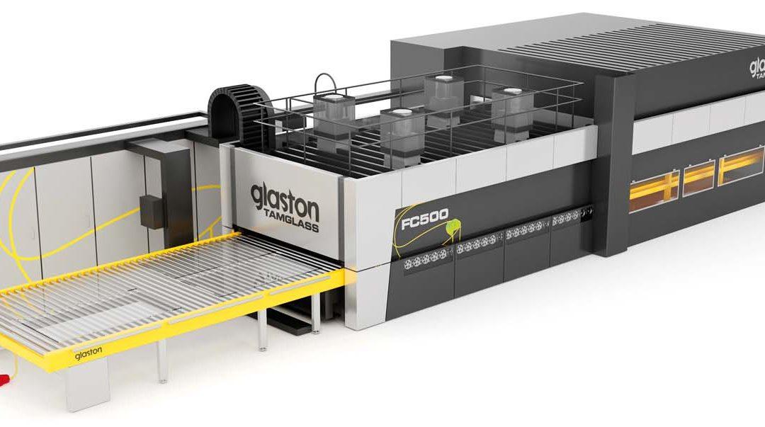 Glaston glass processing machines