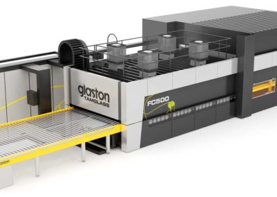 Glaston glass processing machines